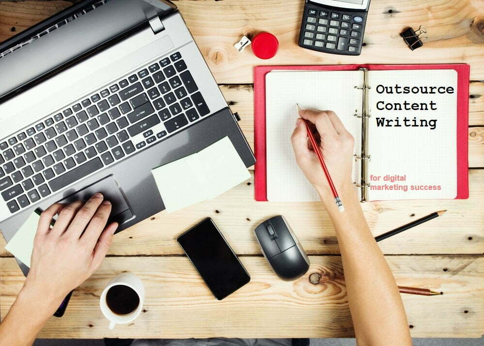 outsource content writing
