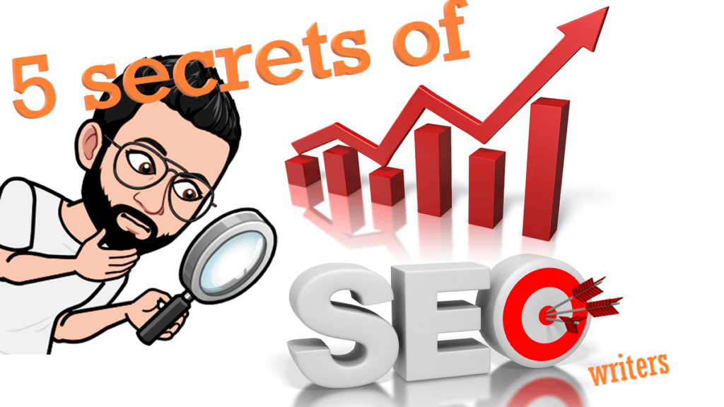 secrets of professional SEO writers